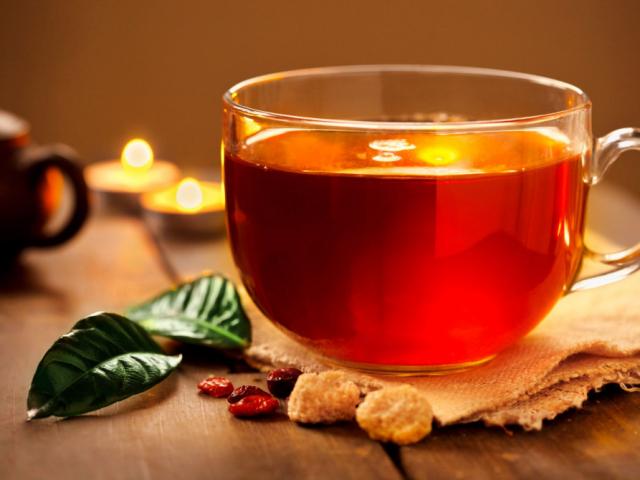 Főzz egy teát! Melengető, finom, ráadásul óvja az egészséged is.