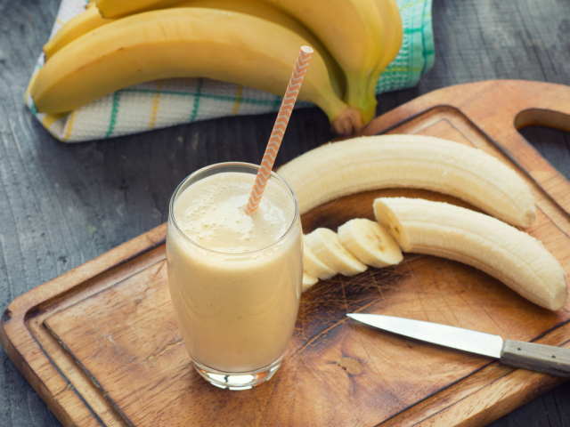 Minden napra egy banánt! Ne csak azért edd, mert finom!