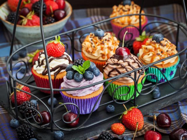 Süssünk egészségesebb cupcake-et!