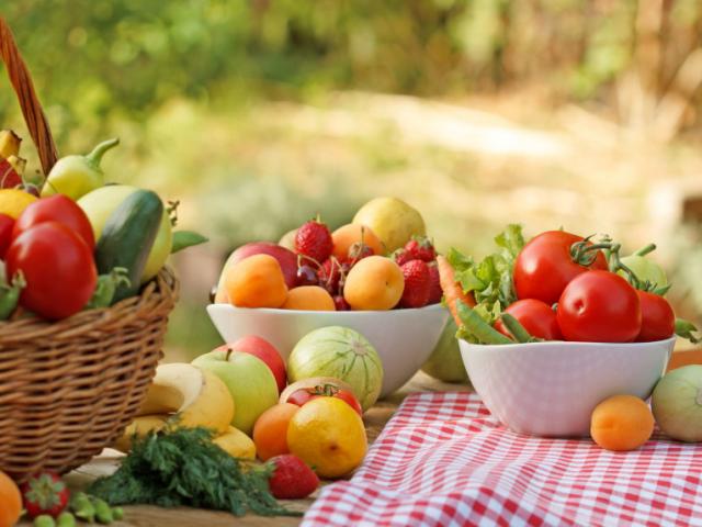 Trükkök, hogy több zöldséget és gyümölcsöt fogyassz