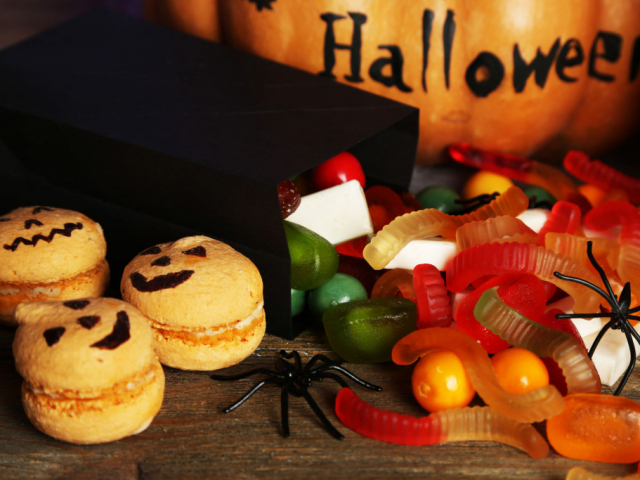 Halloween és az édességipar