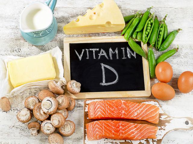 A kalcium és D-vitamin legjobb természetes forrásai