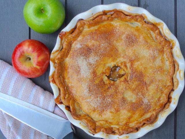 Nem a Nagyi almás pitéje