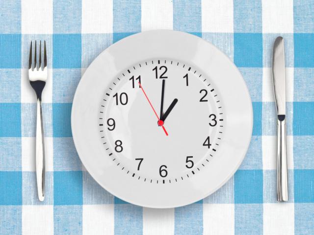 Meal timing, azaz mikor együnk?
