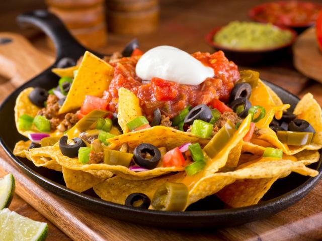 Mexikóból jöttem, mesterségem címere: nachos