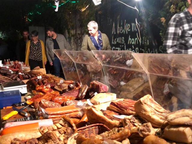 Szerdánként Finom Placc Budapest belvárosában
