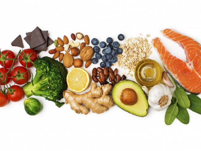 7 tápláló étel az alacsonyabb koleszterinszintért
