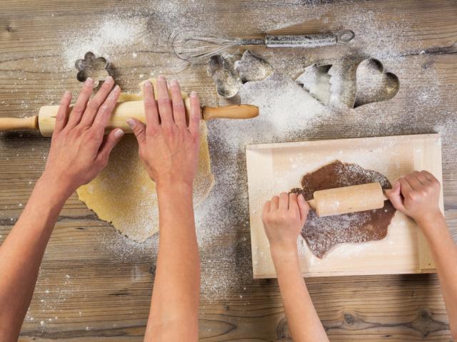 Így készül a kedvenc sütikiszúród