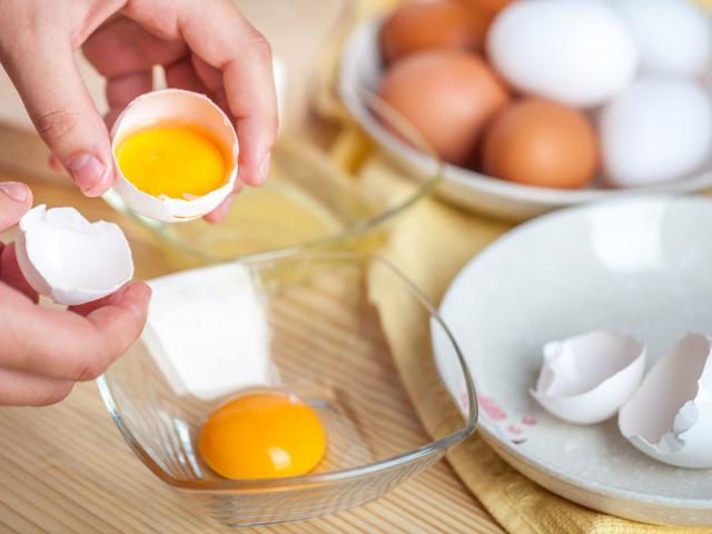 De mi legyen a tojásfehérjével?
