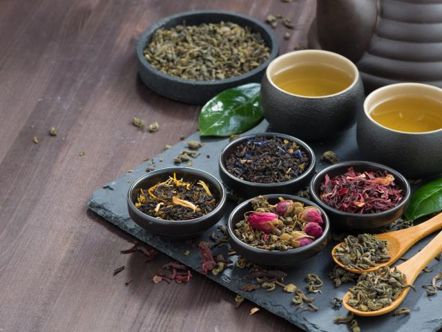 Így teáznak a világban