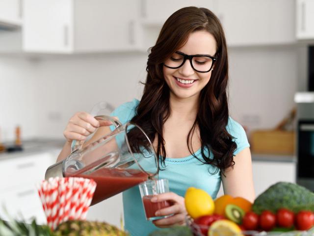Kiegyensúlyozott táplálkozással az egészségért
