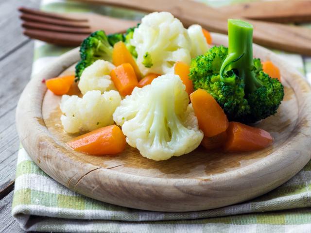 Párolt zöldség? Nem unalmas!