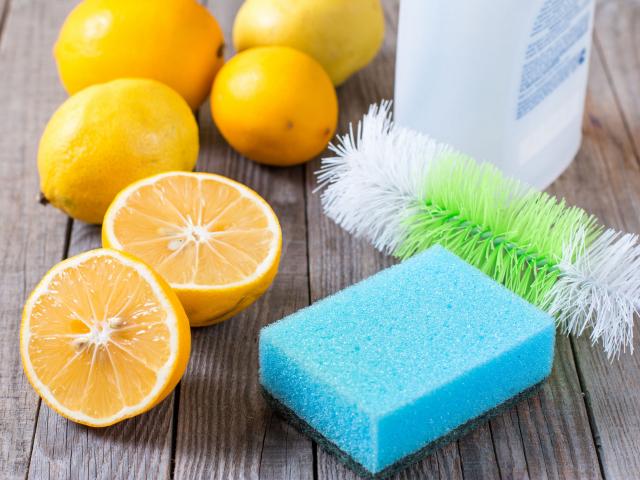 Ha az élet citromot ad...takaríts vele!