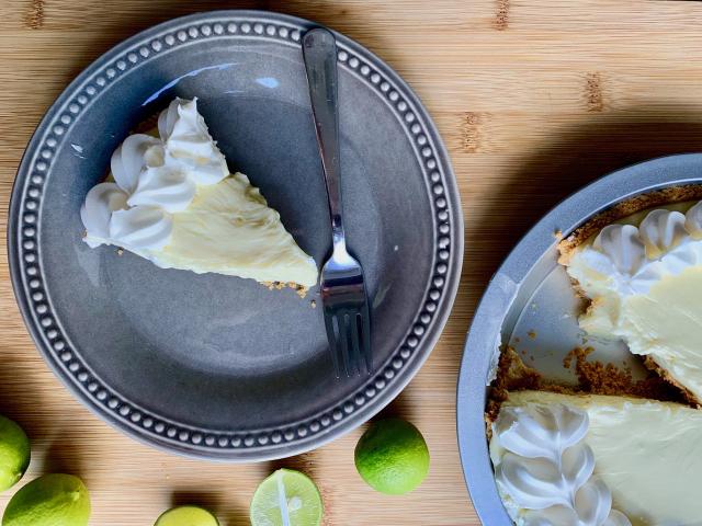 Key lime pie – napsütés a télben