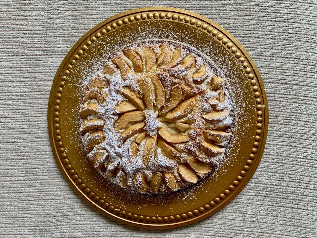 Könnyű süti hétvégére: almatorta
