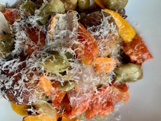 Gnocchi egyszerűen, sütőben készítve