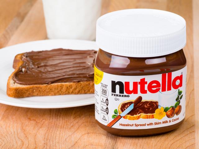 Világnapja van! Február 5-e a Nutella ünnepe.