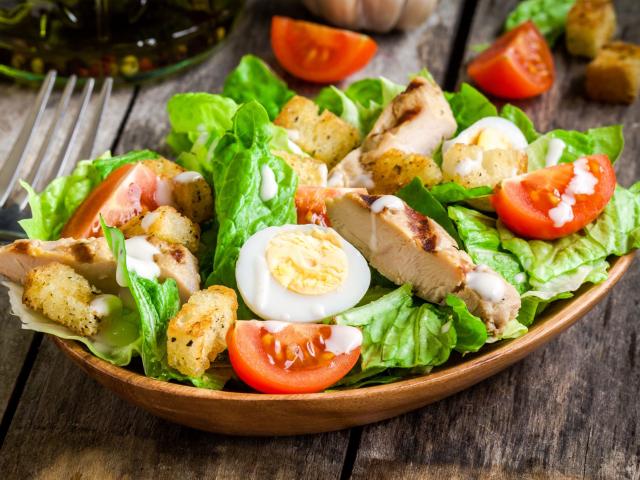 Amerikainak hitted a cézár salátát? Pedig nem az!