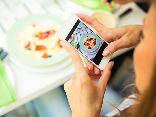 8 tipp a csodás Instagramos ételfotókhoz