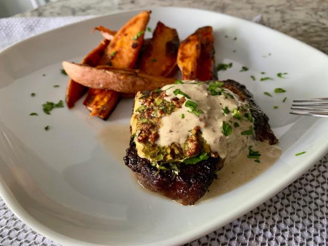 Csak klasszikusan – Steak Moutarde