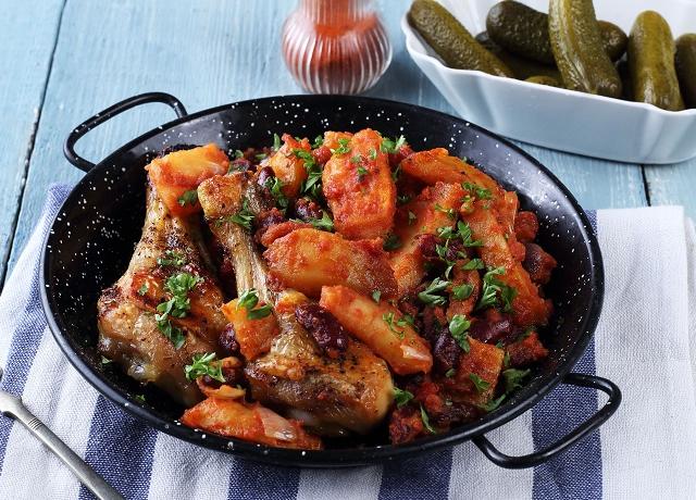 10 csirkés étel, amit nem lehet megunni
