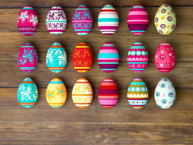 Mit szimbolizálnak a húsvéti tojások?