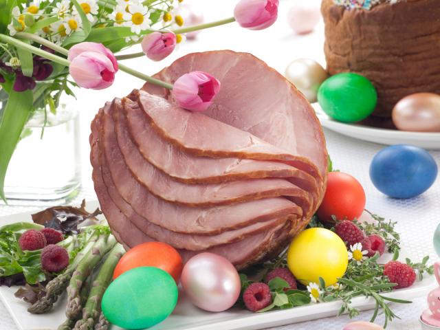 Hogyan vált a sonka tradicionális húsvéti étellé?