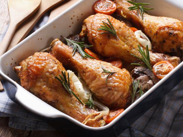 Ezek a fűszerek nagyon jól állnak a sült csirkének