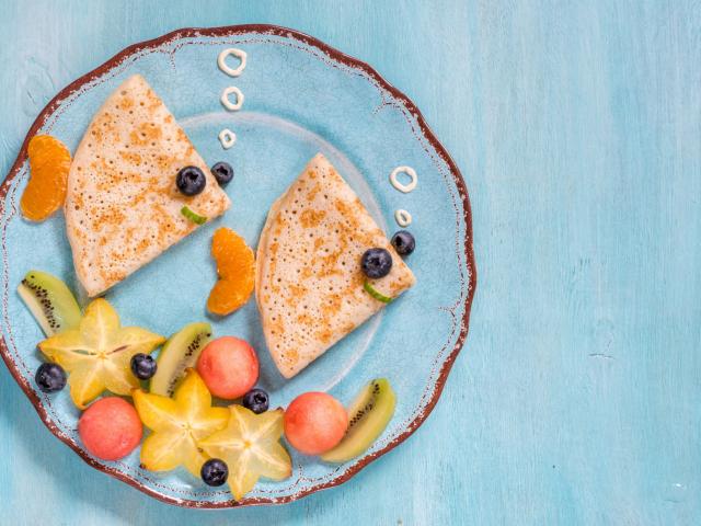 Ezt nézzétek! Mókás ételek az Instagramról gyerekeknek és lélekben gyerekeknek