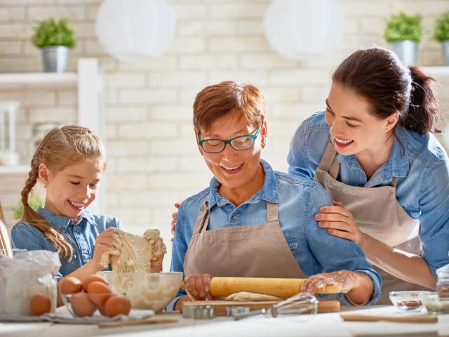 Anyu mondta: a legjobb konyhai praktikákat az édesanyáktól leshetjük el