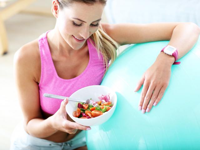 Edzés után akkor is együnk, ha nem vagyunk éhesek!