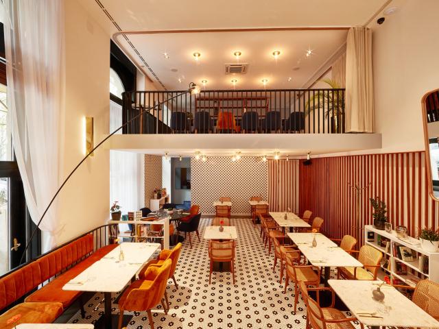 Kortárs konyha történelmi falak között – megnyitott a Szabadság Bisztró