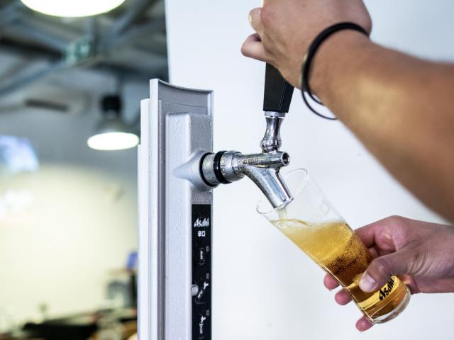Asahi Super Dry, a száraz sör – ezzel az itallal egy teljes menüsort végigkóstolhatsz