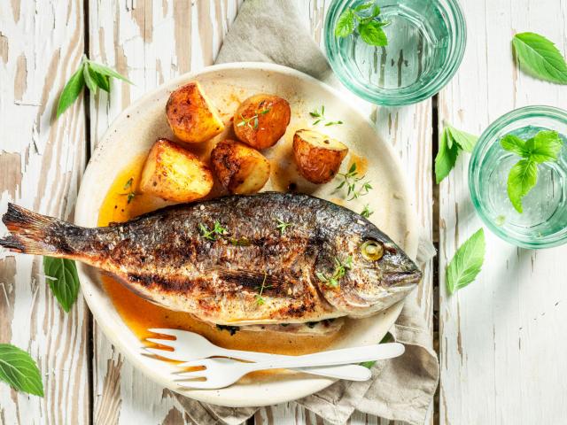 Hogyan készítsünk tökéletes halat?