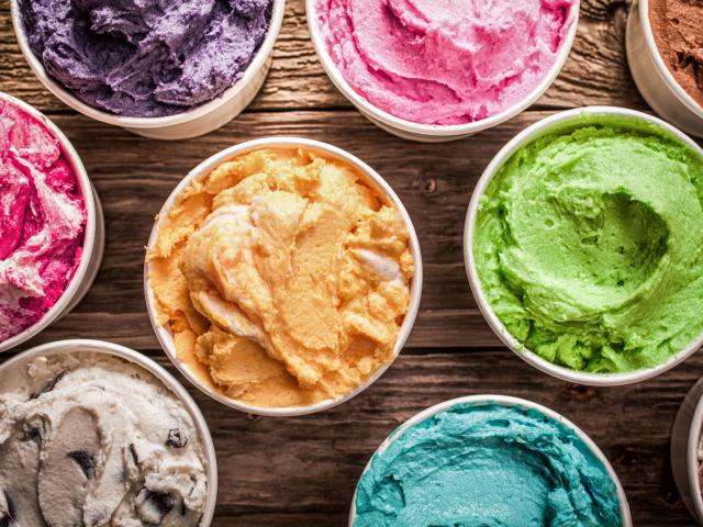 Hogyan tároljuk a felbontott fagyit?