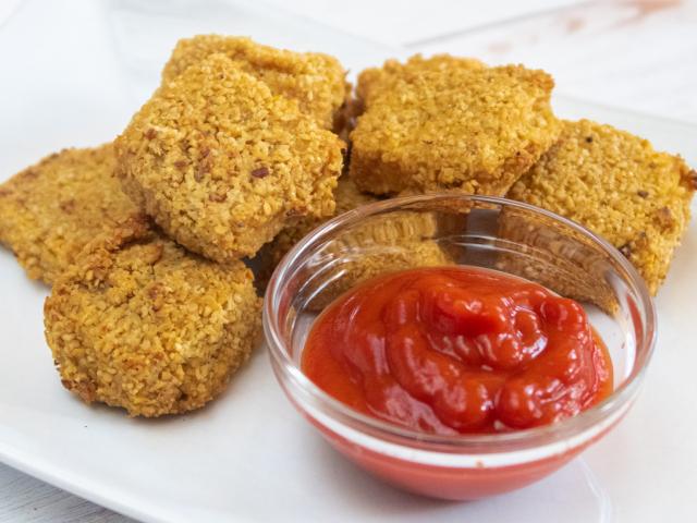 Nuggets – tofuból