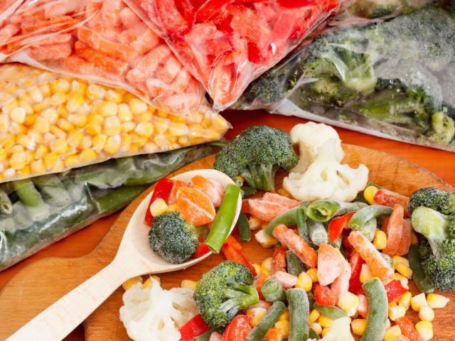 Ha fagyasztott zöldségeket főzünk, ezt a 7 gyakori hibát kerüljük el