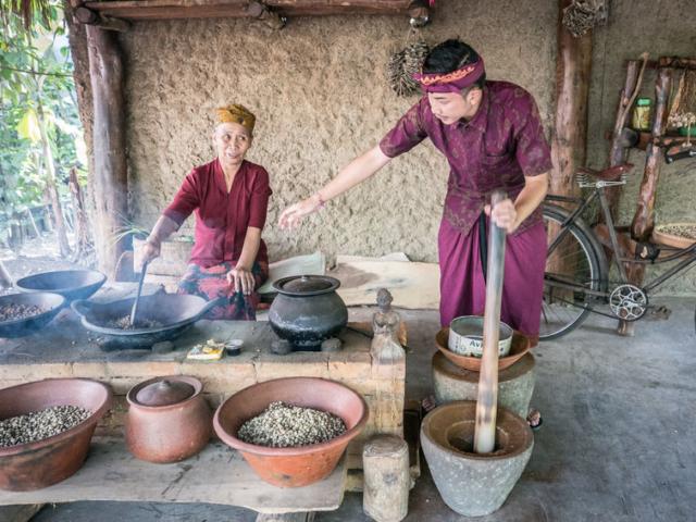 Kopi Luwak, a világ legdrágább kávéja