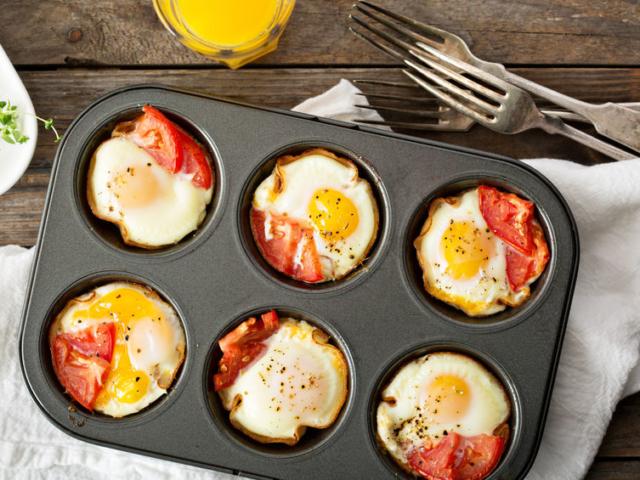 Helló, ráérős hétvégi reggelik! Neked melyik tojásos étel a kedvenced?
