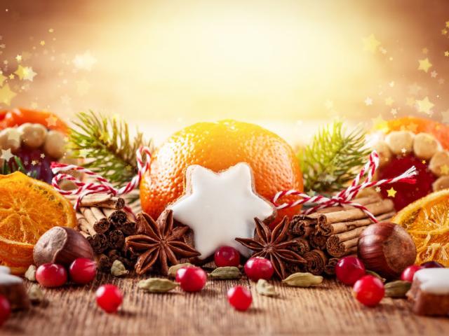 Hogyan kerül a narancs a karácsonyi zokniba?