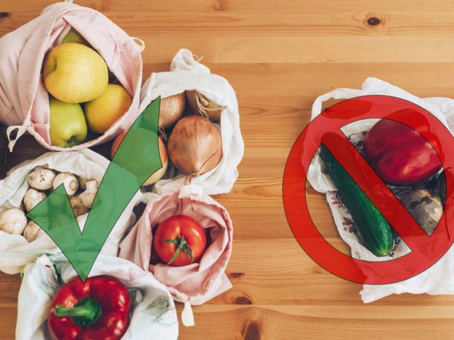 9 apró ötlet, hogy kevesebb szemetet termeljünk a konyhában