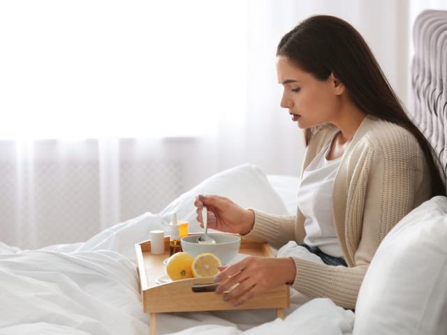 Ezek az ételek segíthetnek, ha utolért az influenza