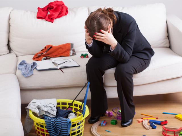Tökéletességre törekszel a takarításban? Lehet, hogy a kevesebb néha több