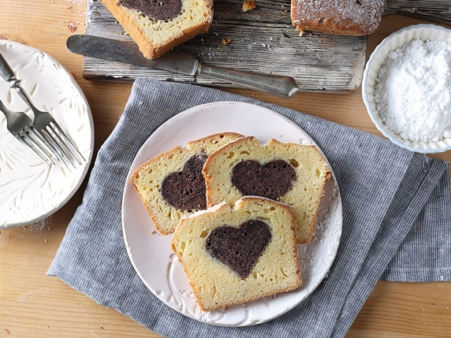 Romantika a tányéron: Valentin napjára