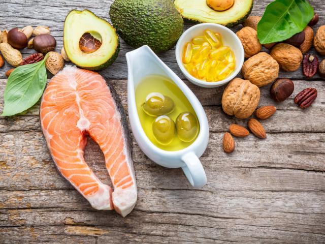 Omega zsírsavakkal az egészségért. Igen, lehet jó a zsír!
