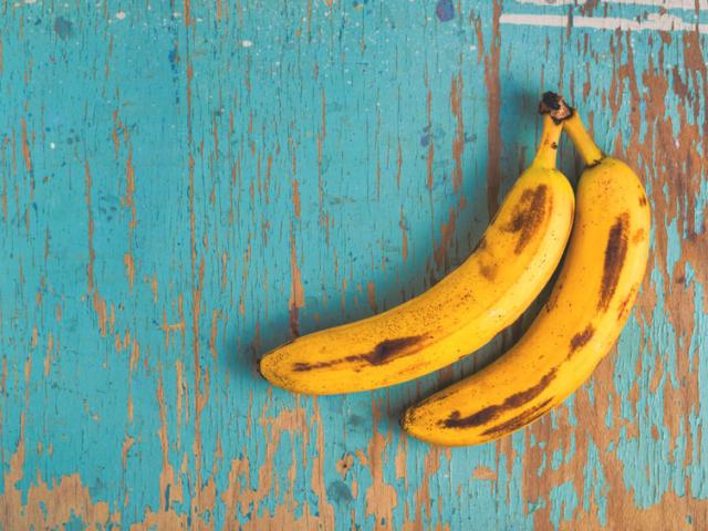 Mi történhet a túlérett banánnal? Csupa jó dolog!