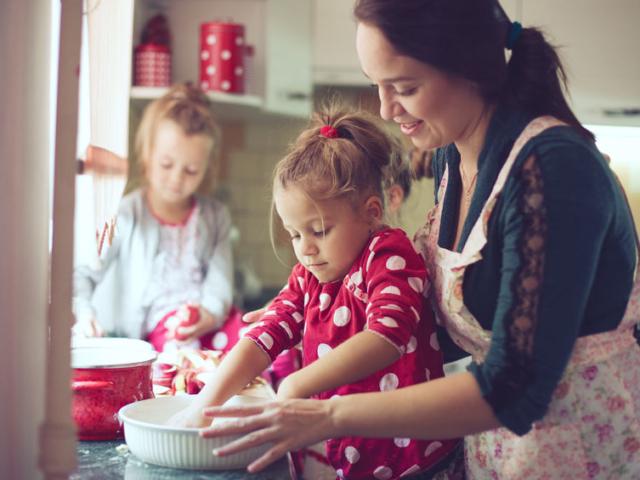 Alkossunk együtt a gyerekekkel a konyhában!