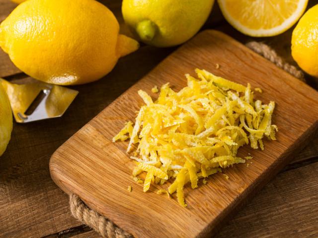 Sütit sütnél? Legyen mindig otthon zamatos citrushéjad!