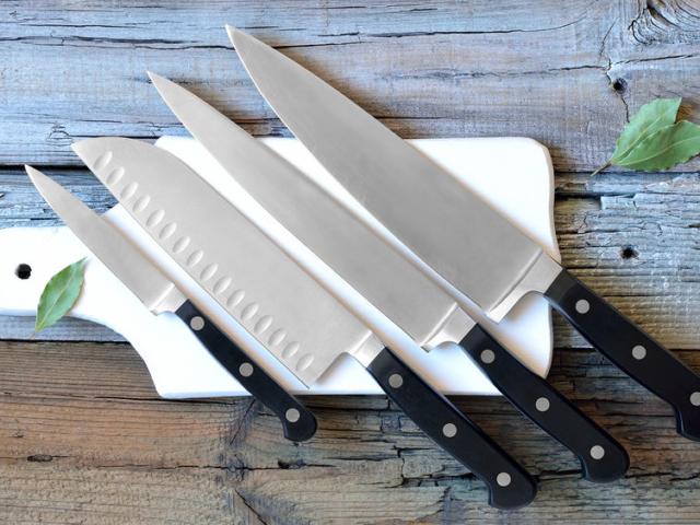 Ez a hat legfontosabb konyhai késtípus