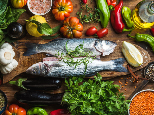 Mediterrán étrend és testmozgás: fél év alatt kimutatható a pozitív hatás